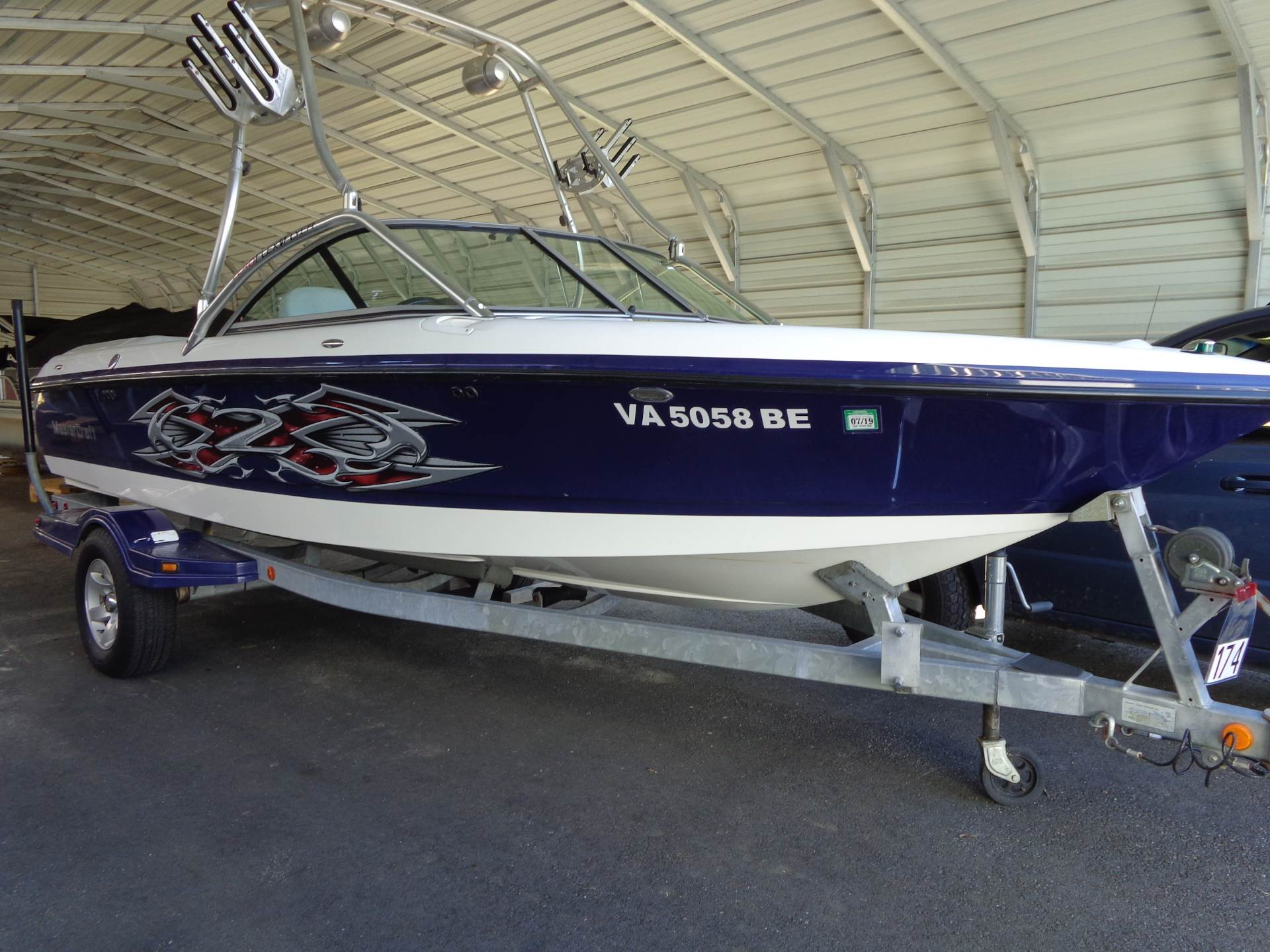 2004 Mastercraft X2 in Mineral, Virginia
