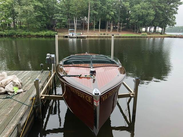 2006 Fish Brothers 1939 Chris Craft Replica in Mineral, Virginia - Photo 6
