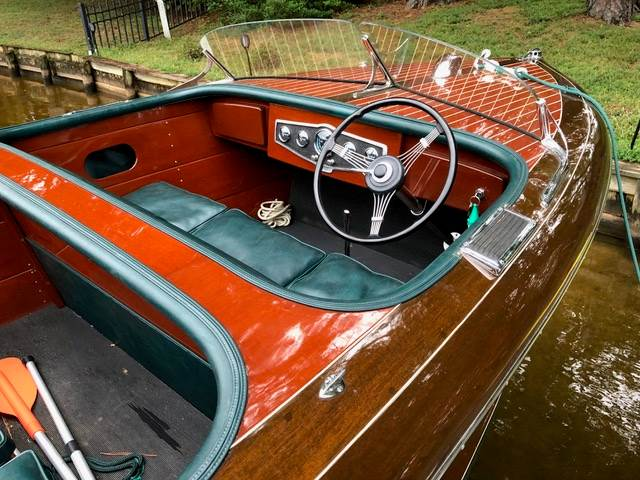 2006 Fish Brothers 1939 Chris Craft Replica in Mineral, Virginia - Photo 7