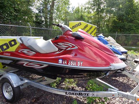 2012 Yamaha VX® Deluxe in Mineral, Virginia