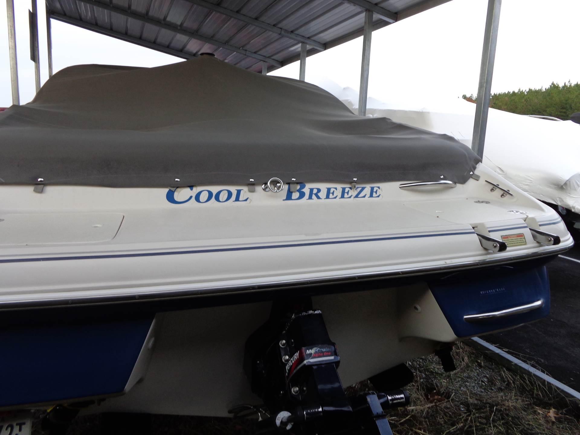 Used 2002 Monterey 190LS Montura Bowrider Power Boats Inboard In