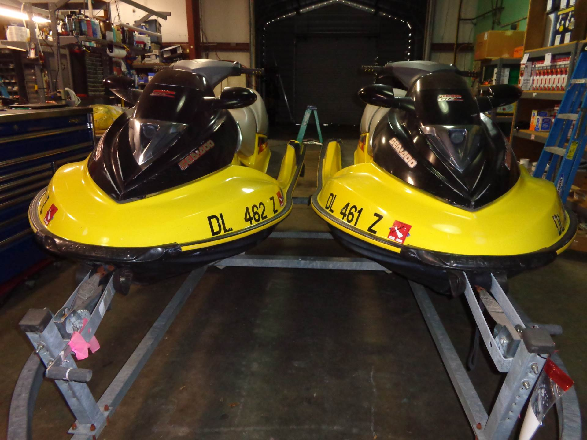 2004 Sea-Doo GTX 4-TEC Supercharged in Mineral, Virginia - Photo 1