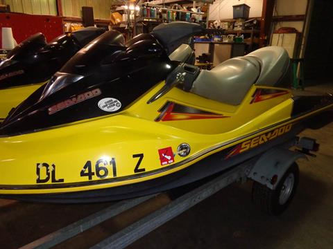 2004 Sea-Doo GTX 4-TEC Supercharged in Mineral, Virginia - Photo 2