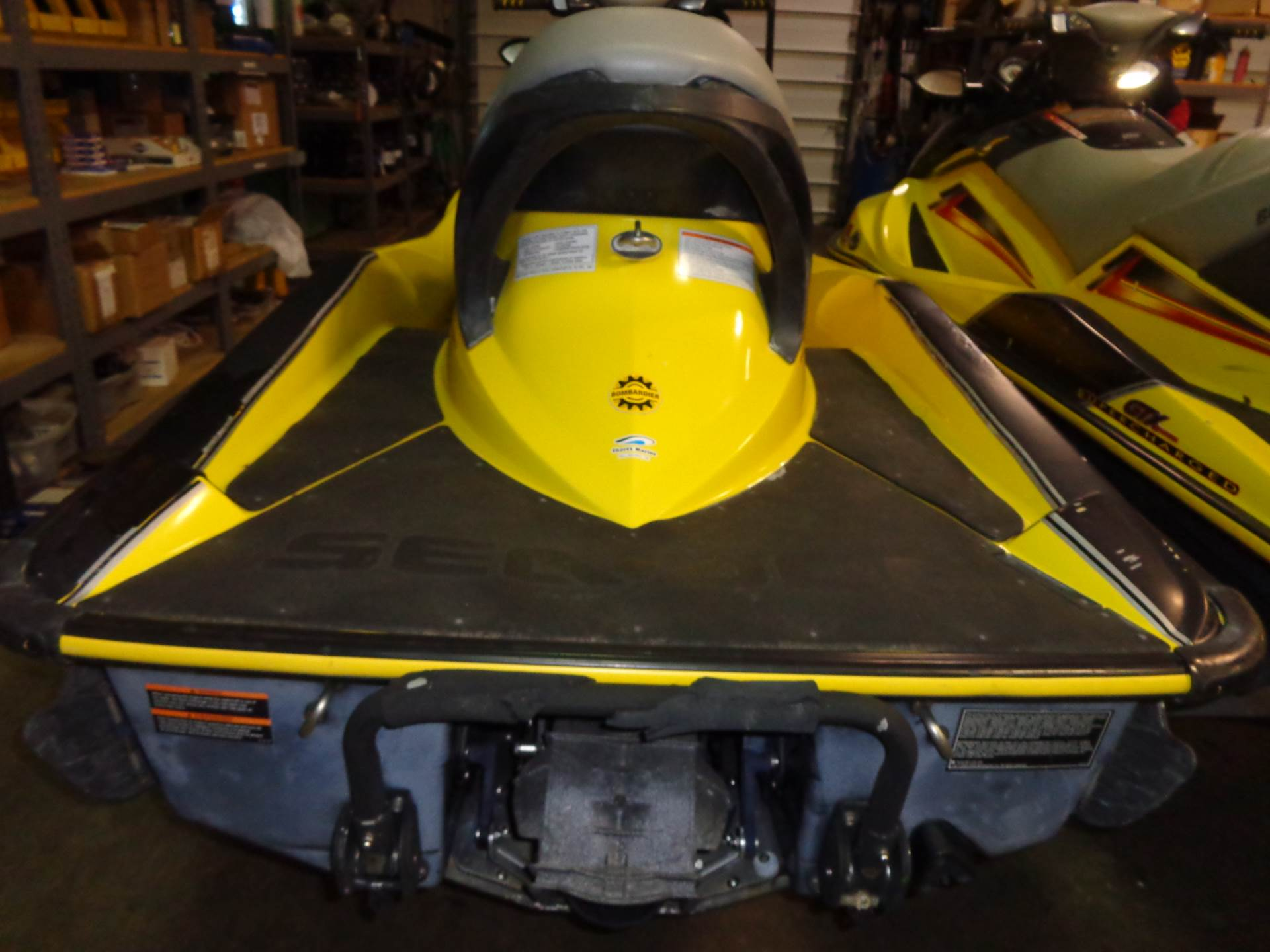 2004 Sea-Doo GTX 4-TEC Supercharged in Mineral, Virginia - Photo 4