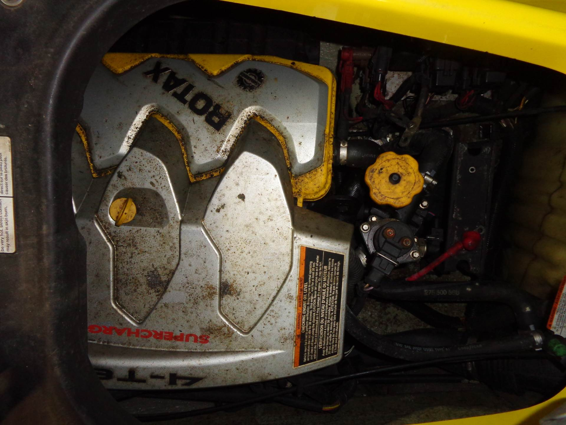 2004 Sea-Doo GTX 4-TEC Supercharged in Mineral, Virginia - Photo 12