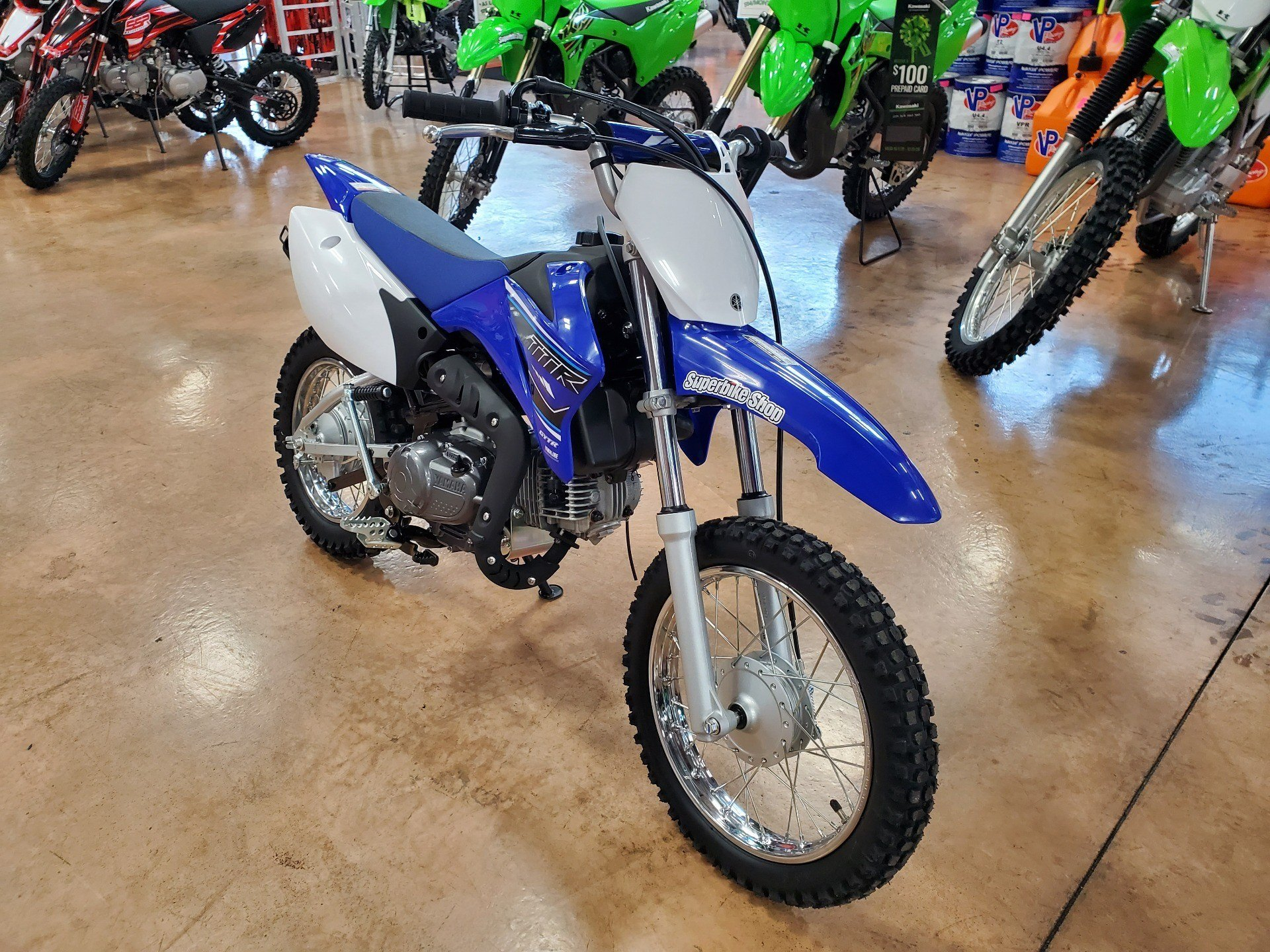 2021 Yamaha TT-R110E in Evansville, Indiana - Photo 2