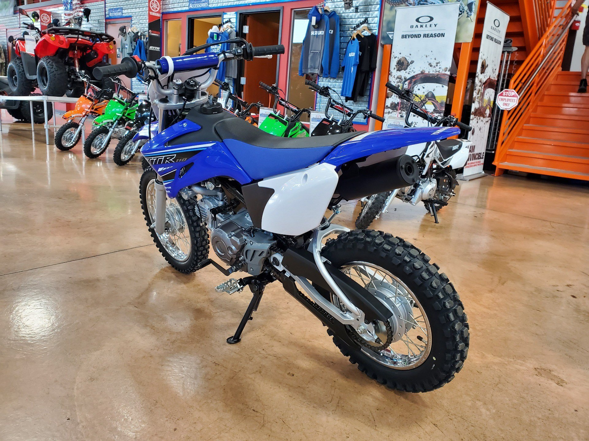 2021 Yamaha TT-R110E in Evansville, Indiana - Photo 4