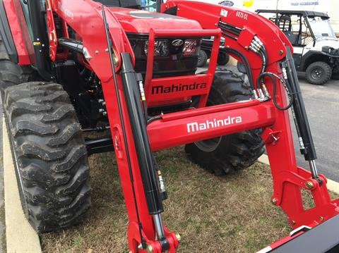 2019 Mahindra 6075 Power Shuttle Cab in Evansville, Indiana - Photo 10