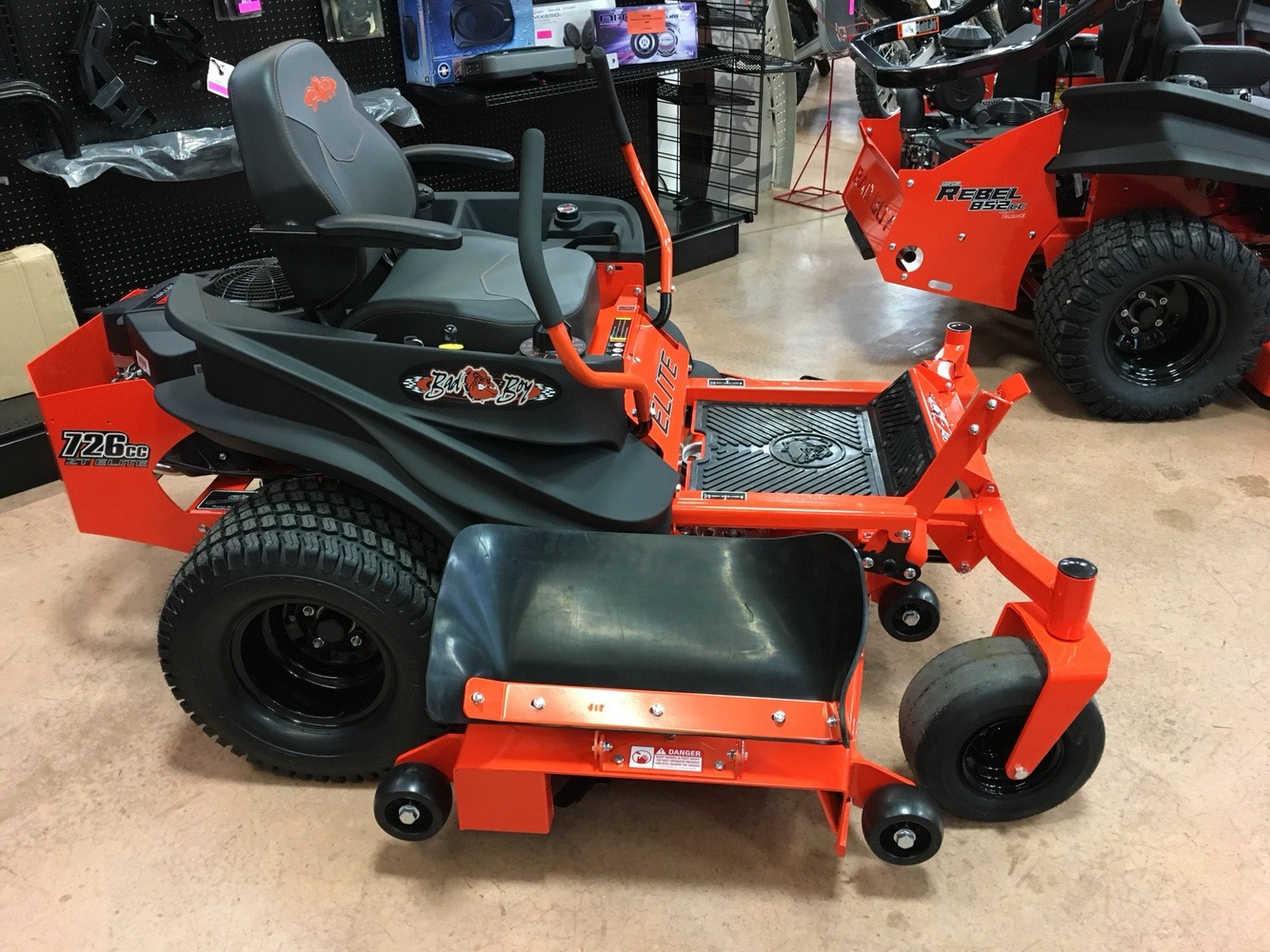 2019 Bad Boy Mowers ZT Elite 60 in. Kawasaki FR730 726 cc in Evansville, Indiana - Photo 4