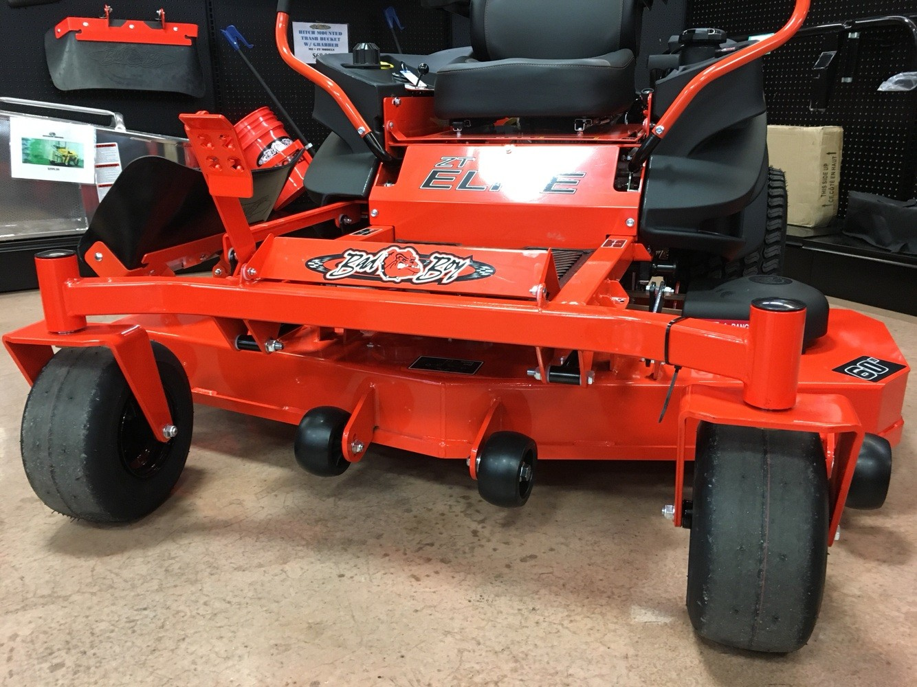 2019 Bad Boy Mowers ZT Elite 60 in. Kawasaki FR730 726 cc in Evansville, Indiana - Photo 7