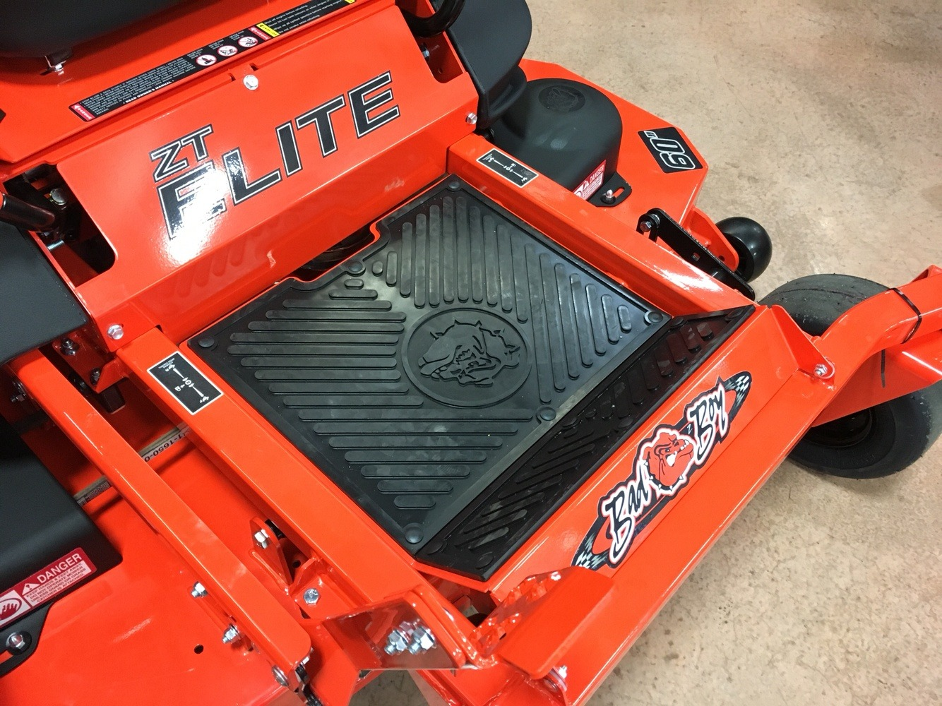 2019 Bad Boy Mowers ZT Elite 60 in. Kawasaki FR730 726 cc in Evansville, Indiana - Photo 8