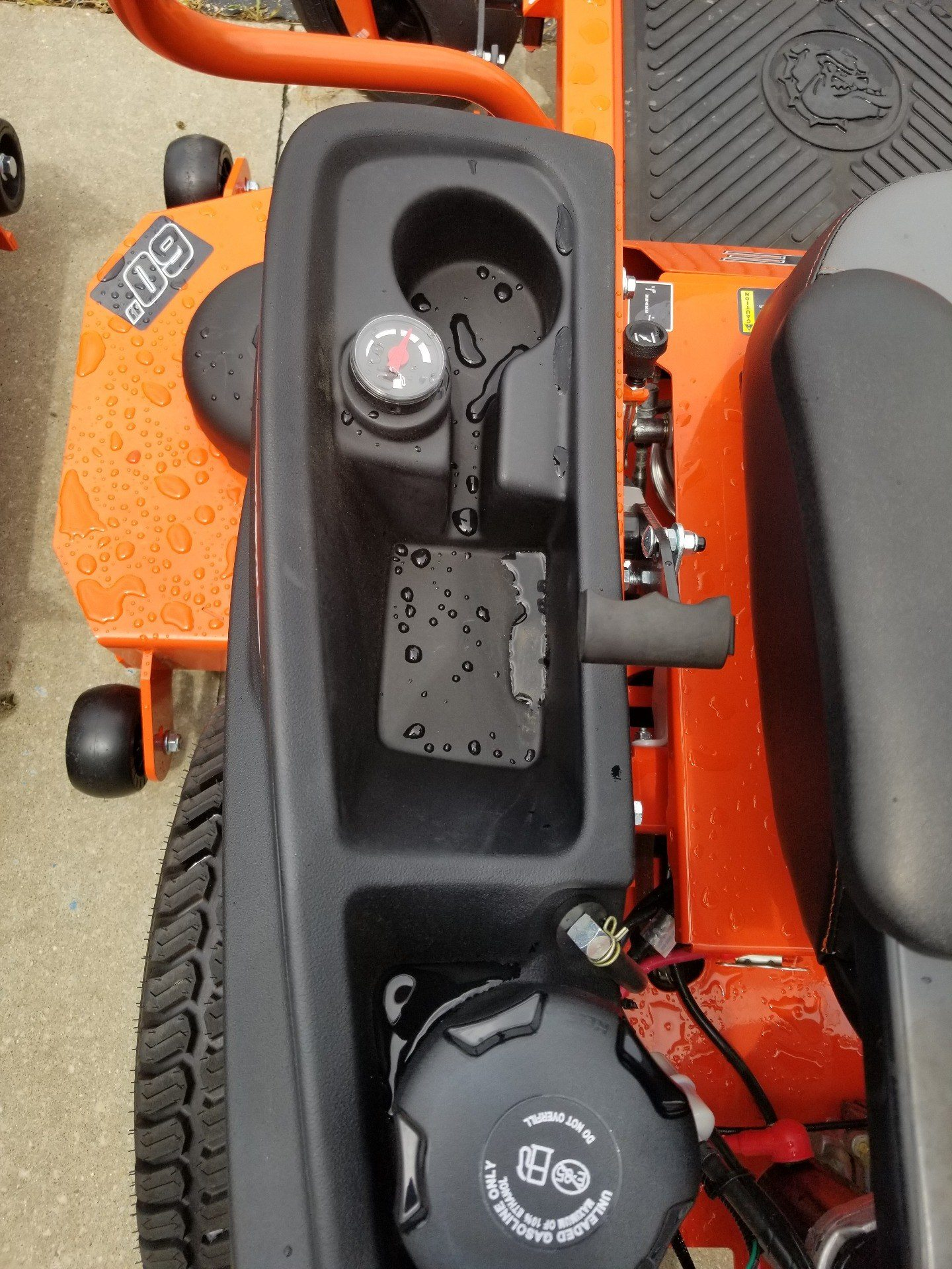 2019 Bad Boy Mowers 6000 Kawasaki ZT Elite in Evansville, Indiana - Photo 11