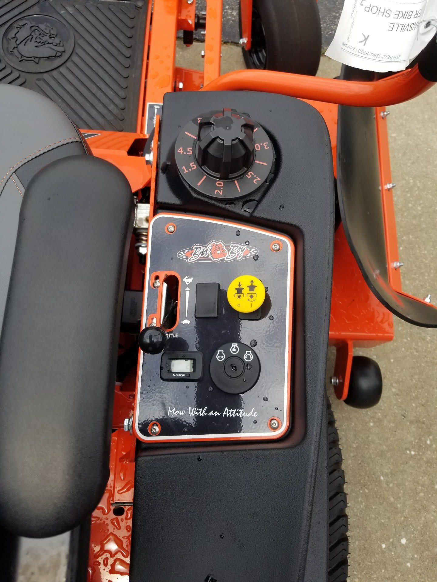 2019 Bad Boy Mowers 6000 Kawasaki ZT Elite in Evansville, Indiana - Photo 12