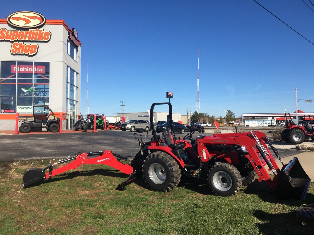 2019 Mahindra 2638 HST in Evansville, Indiana - Photo 8