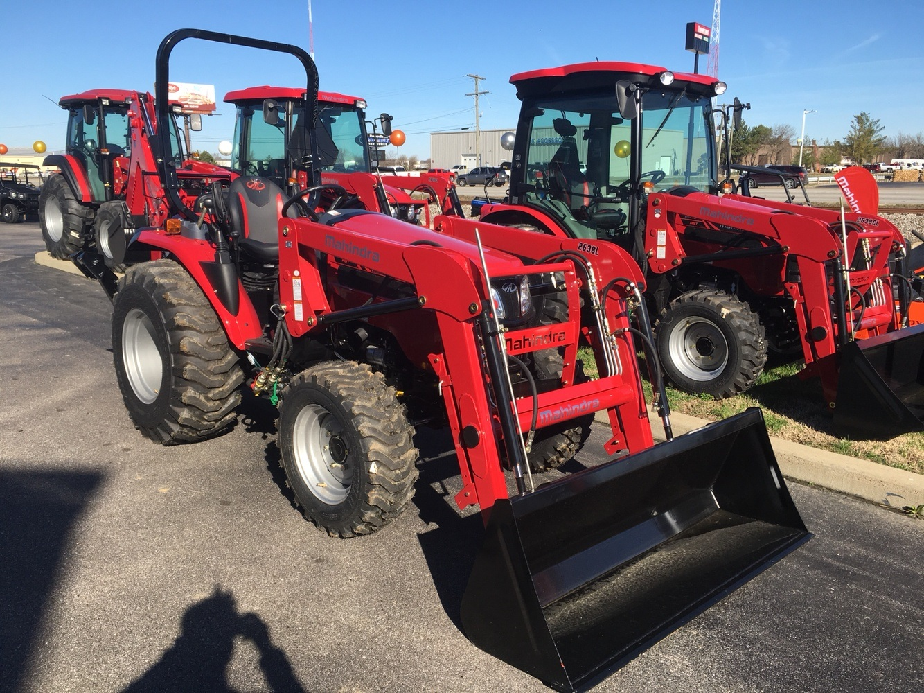 2019 Mahindra 2638 HST in Evansville, Indiana - Photo 7