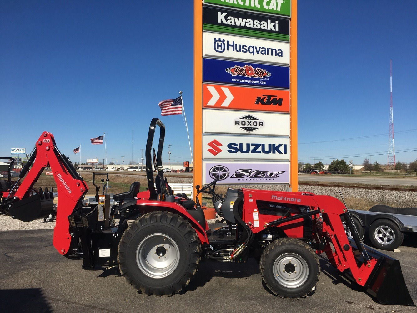 2019 Mahindra 2638 HST in Evansville, Indiana - Photo 5