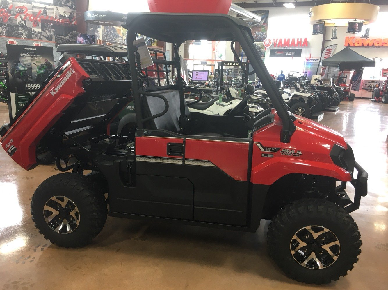 2019 Kawasaki Mule PRO-MX EPS LE in Evansville, Indiana - Photo 5