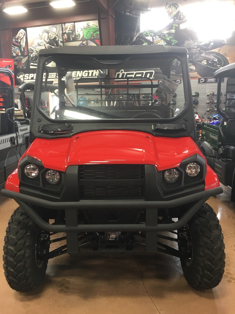 2019 Kawasaki Mule PRO-MX EPS LE in Evansville, Indiana - Photo 12