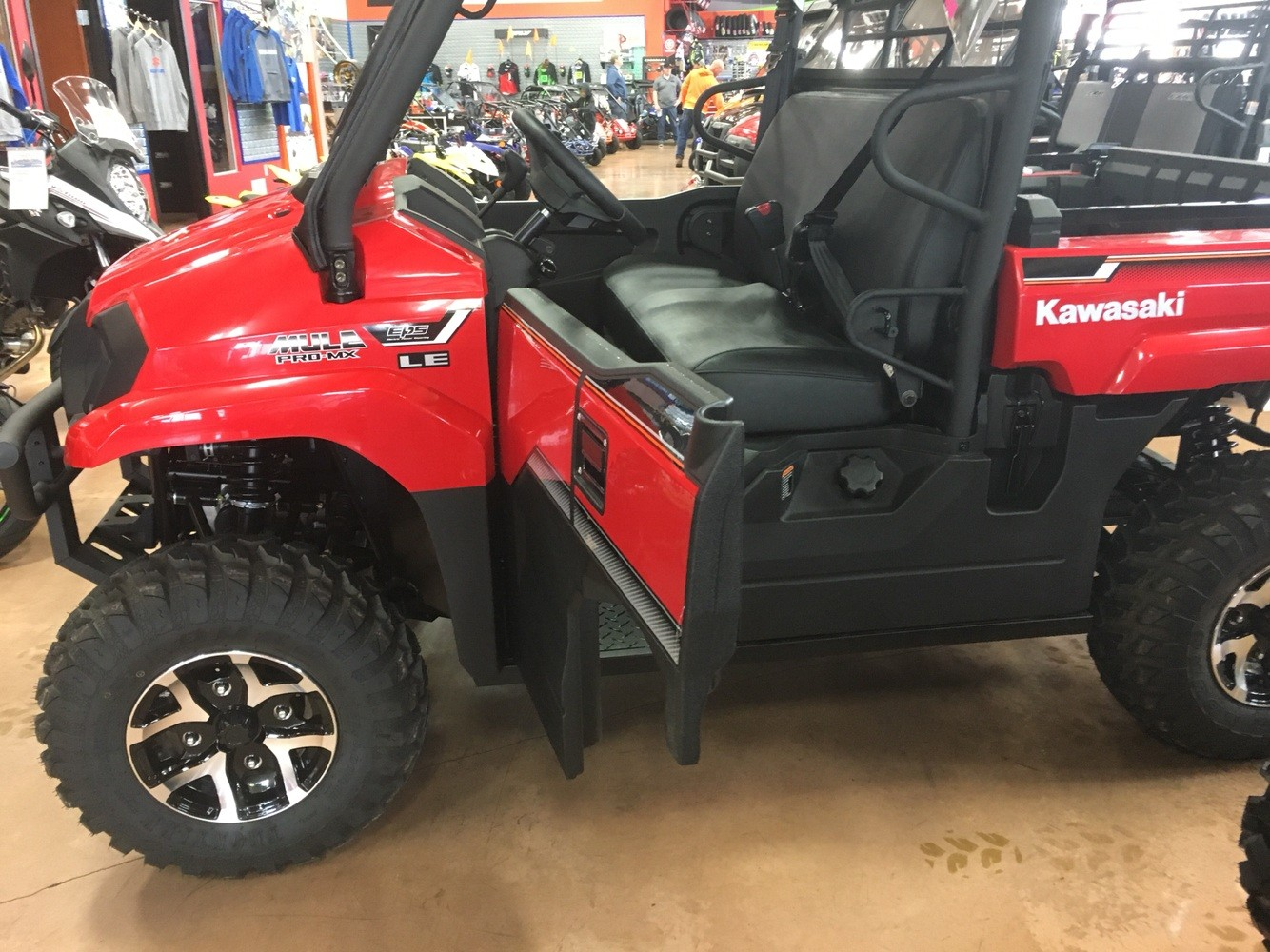 2019 Kawasaki Mule PRO-MX EPS LE in Evansville, Indiana - Photo 15