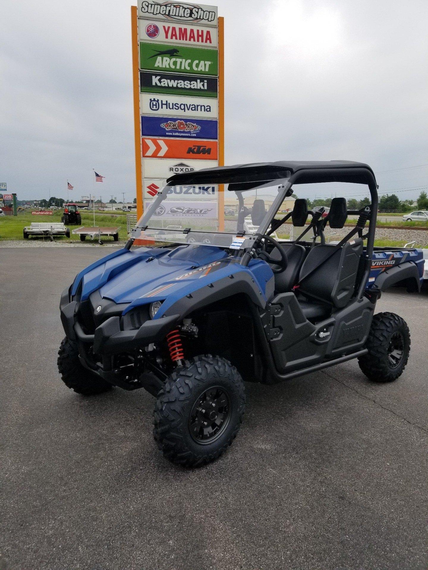 2019 Yamaha Viking EPS SE in Evansville, Indiana