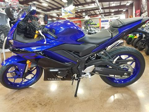 2019 Yamaha YZF-R3 in Evansville, Indiana