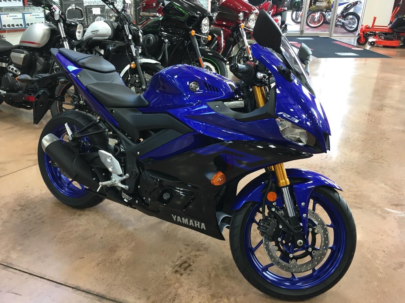 2019 Yamaha YZF-R3 2