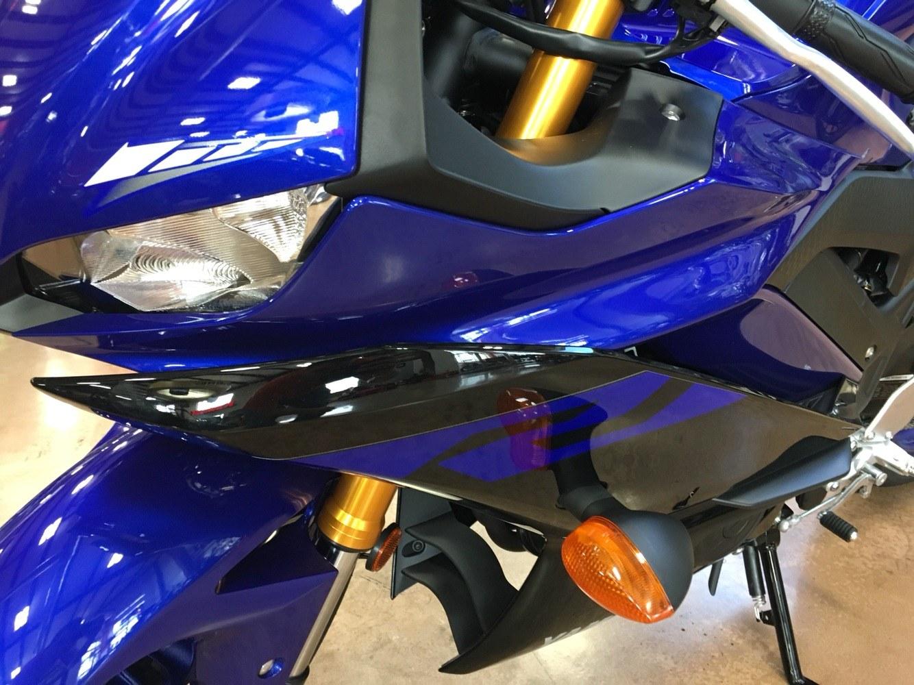 2019 Yamaha YZF-R3 10