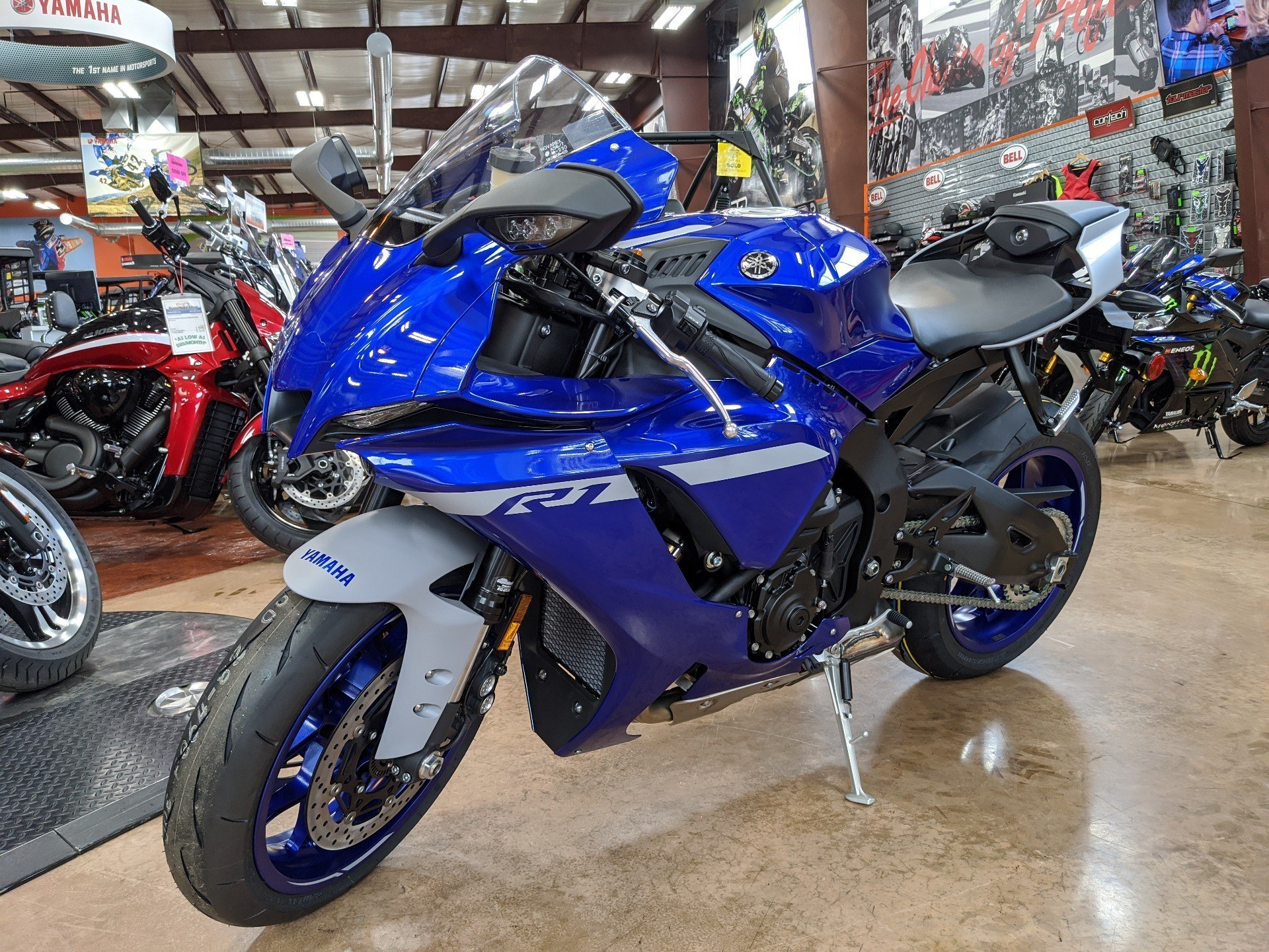 2020 Yamaha YZF-R1 in Evansville, Indiana - Photo 3