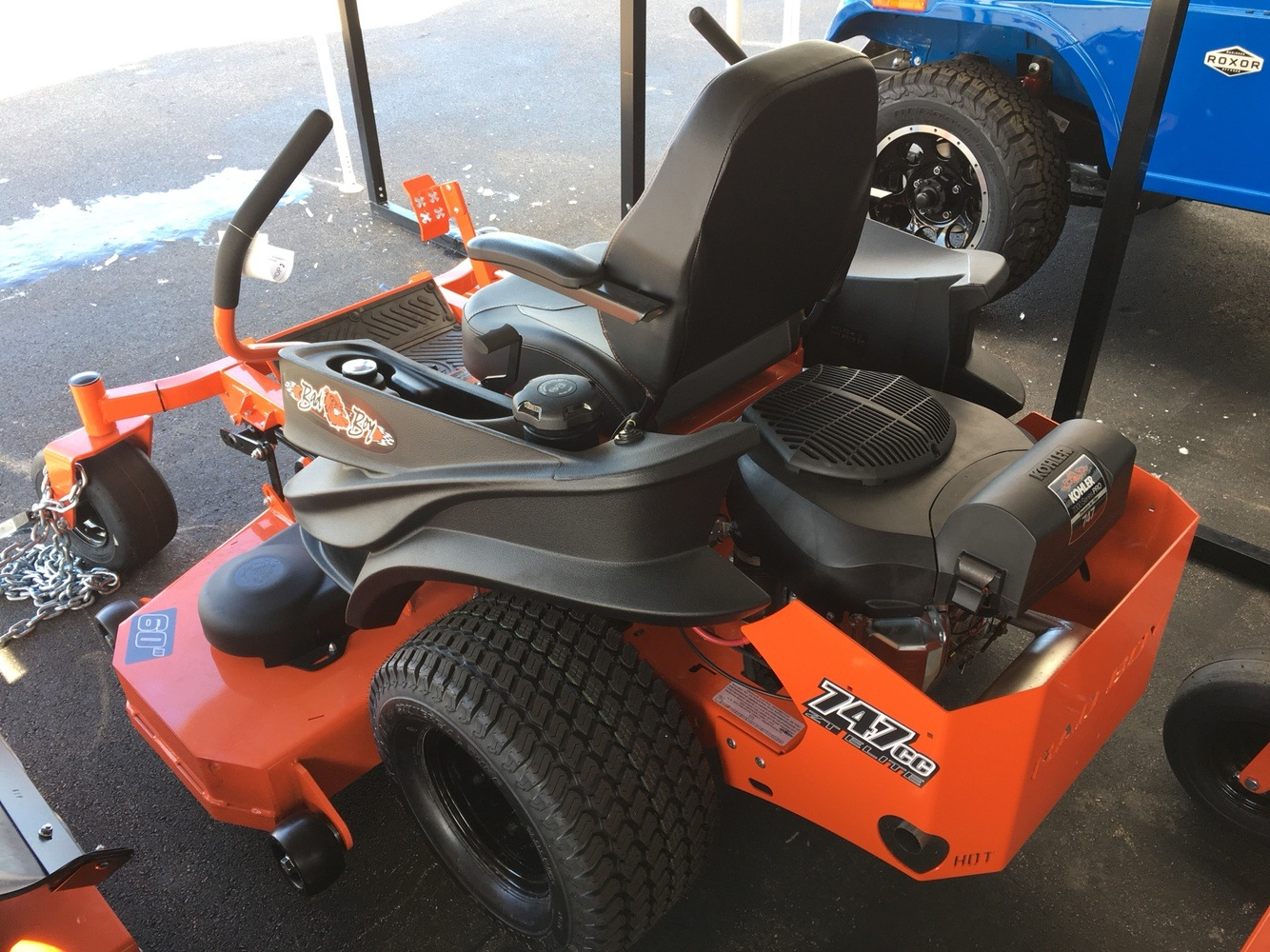 2019 Bad Boy Mowers 6000 Kohler ZT Elite in Evansville, Indiana - Photo 5