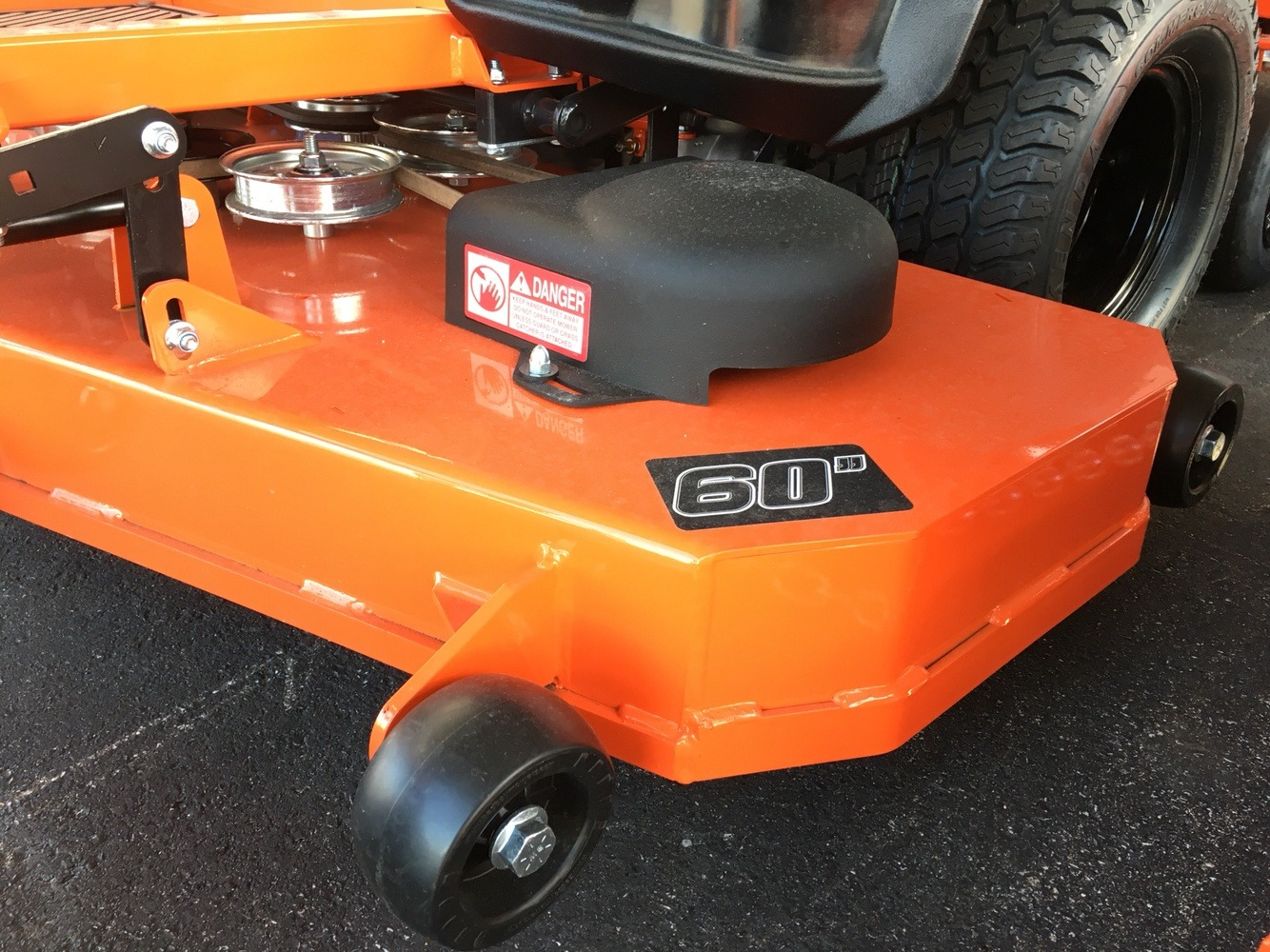 2019 Bad Boy Mowers 6000 Kohler ZT Elite in Evansville, Indiana - Photo 8