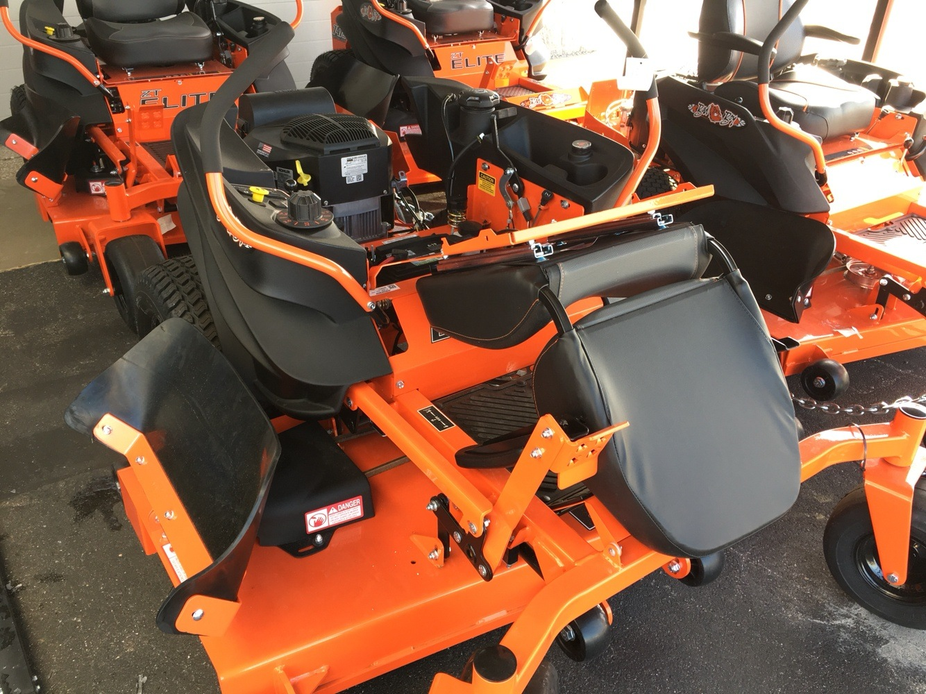 2019 Bad Boy Mowers 6000 Kohler ZT Elite in Evansville, Indiana - Photo 17