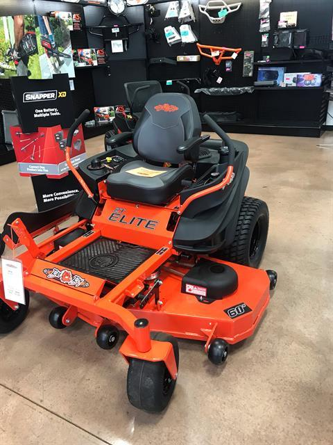 2019 Bad Boy Mowers ZT Elite 60 in. Kohler Pro 7000 747 cc in Evansville, Indiana