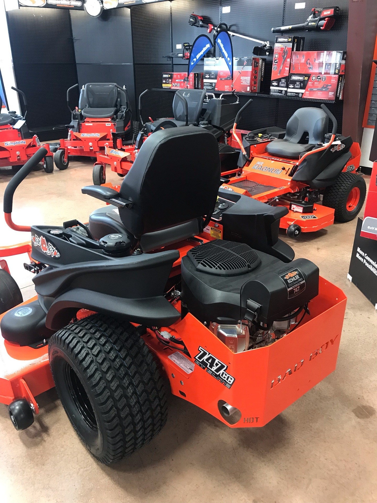 2019 Bad Boy Mowers 6000 Kohler ZT Elite in Evansville, Indiana - Photo 3