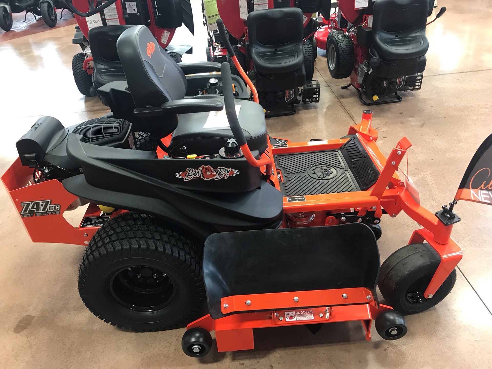 2019 Bad Boy Mowers 6000 Kohler ZT Elite in Evansville, Indiana - Photo 7