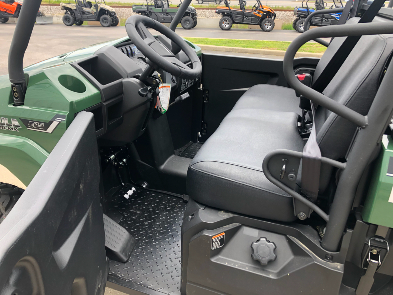 2019 Kawasaki Mule PRO-MX EPS in Evansville, Indiana - Photo 6