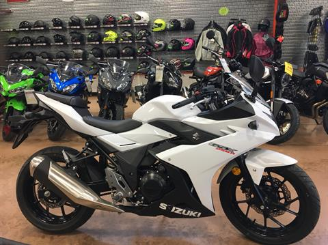 2018 Suzuki GSX250R in Evansville, Indiana - Photo 1