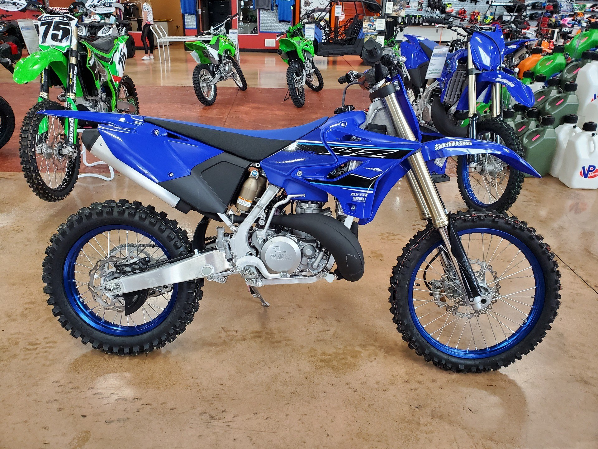 2021 Yamaha YZ250X in Evansville, Indiana - Photo 1