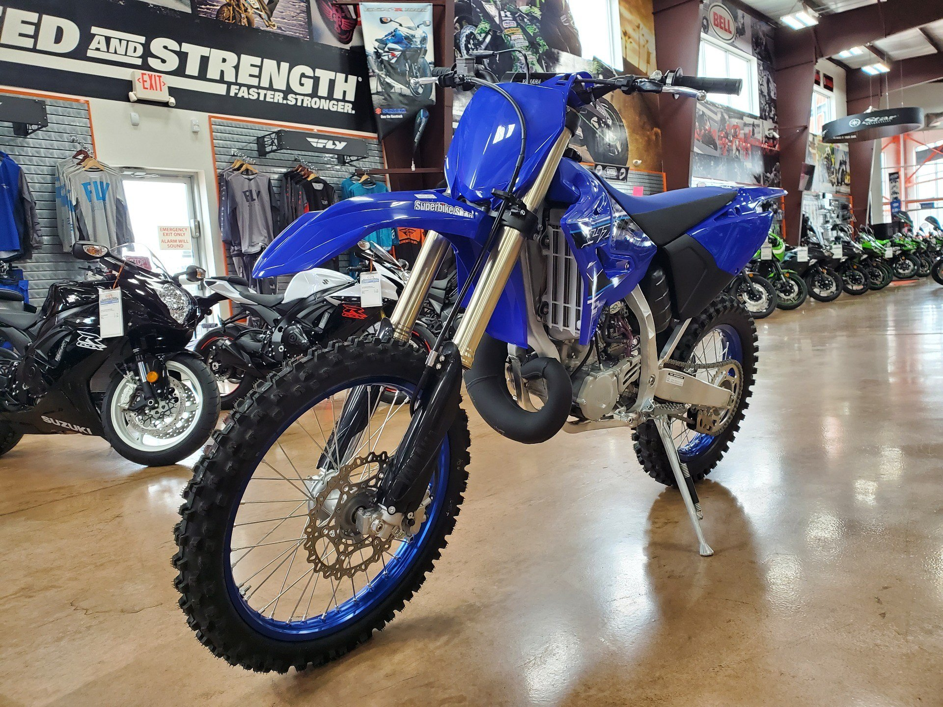 2021 Yamaha YZ250X in Evansville, Indiana - Photo 4
