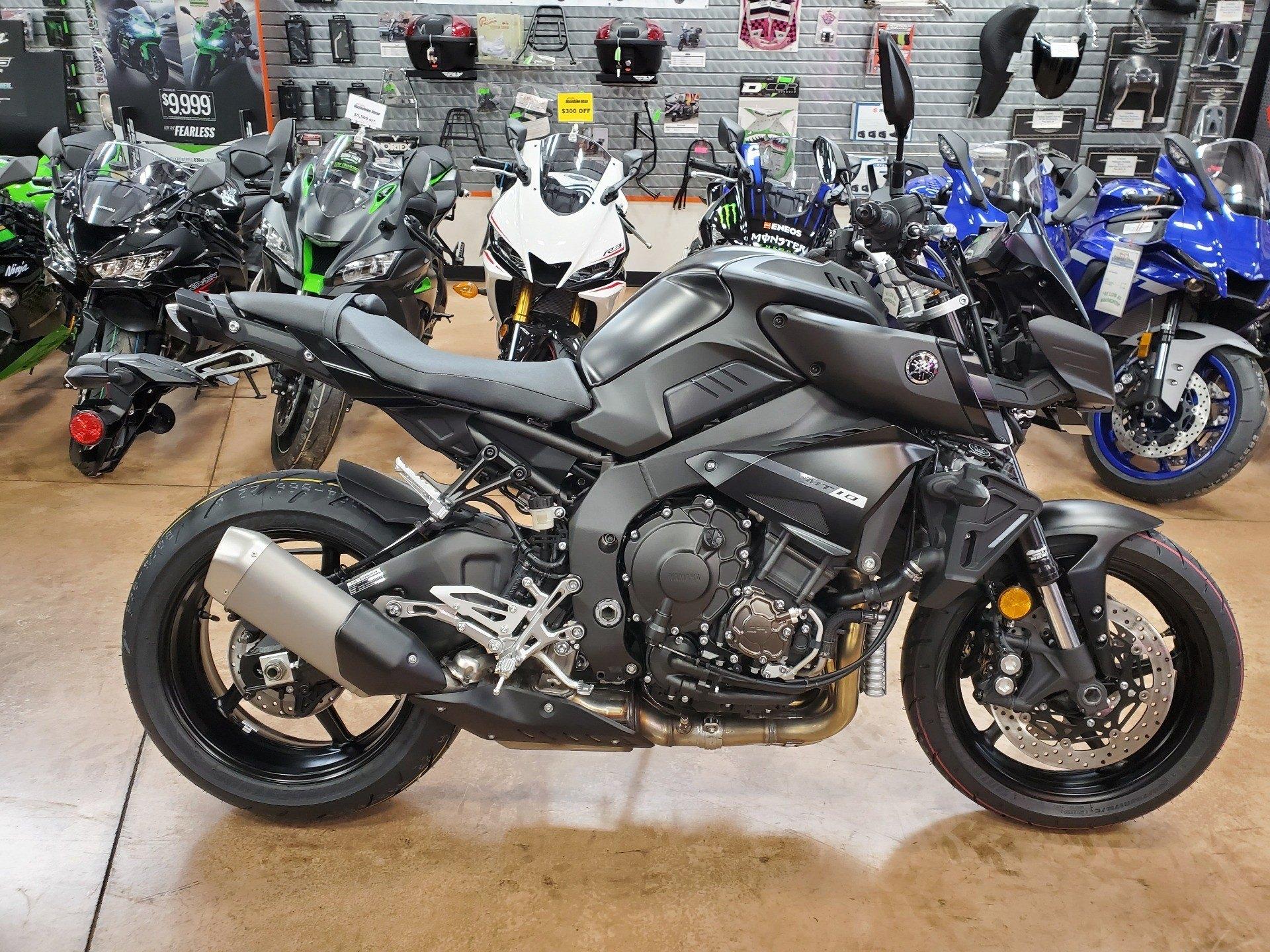 Yamaha MT-10 - Heldth