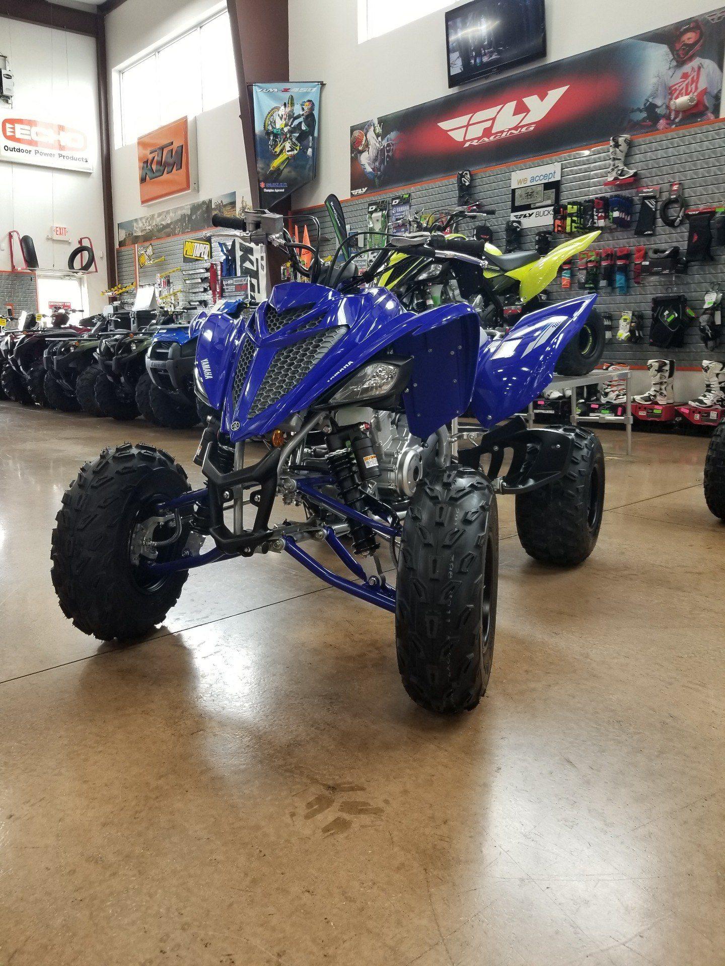 2020 Yamaha Raptor 700R 7