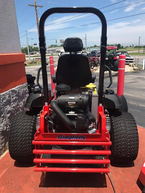 2019 Simplicity Limited Edition 61 in. Briggs & Stratton Vanguard 993 cc EFI in Evansville, Indiana - Photo 4