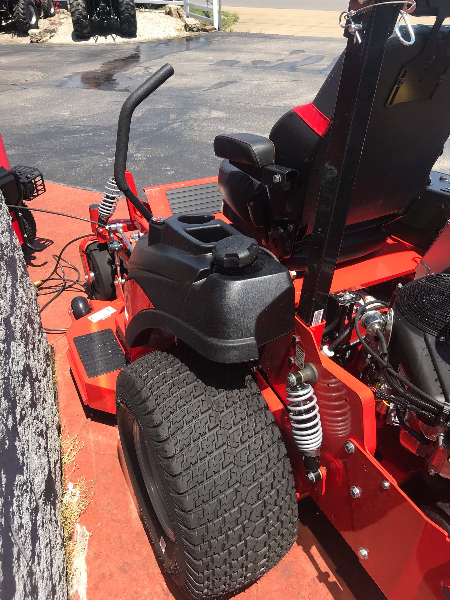 2019 Simplicity Limited Edition 61 in. Briggs & Stratton Vanguard 993 cc EFI in Evansville, Indiana - Photo 6