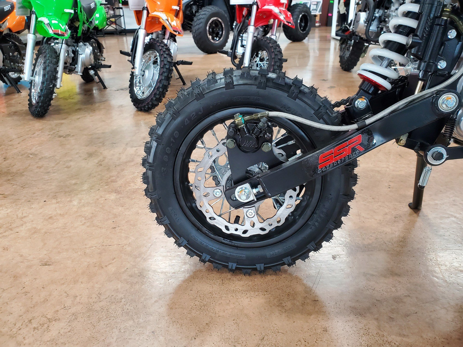 2021 SSR Motorsports SR110 in Evansville, Indiana - Photo 8