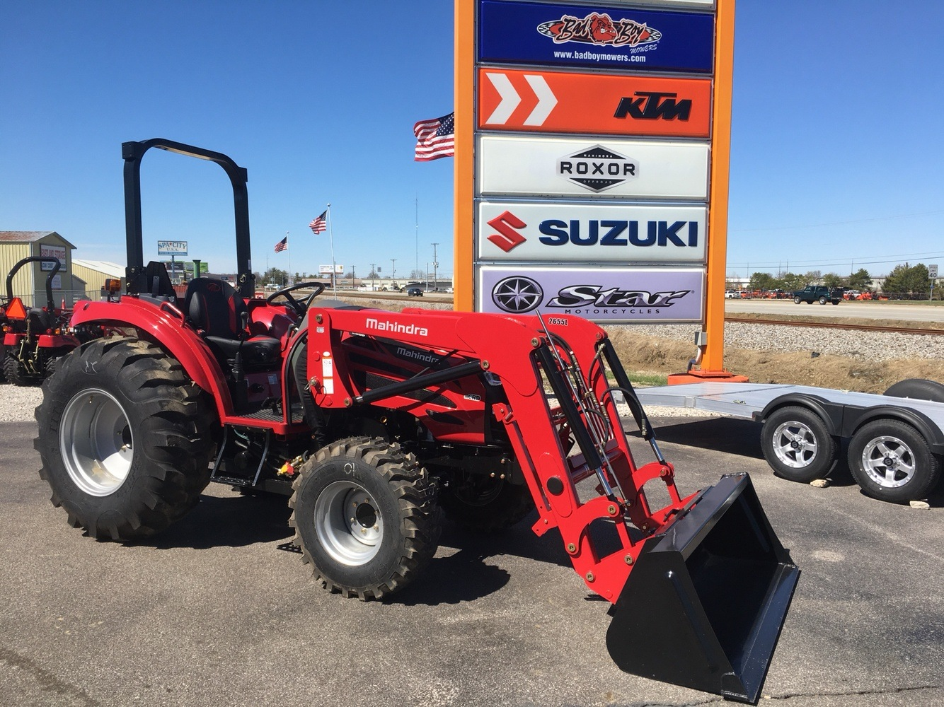 2019 Mahindra 2655 HST OS in Evansville, Indiana - Photo 1
