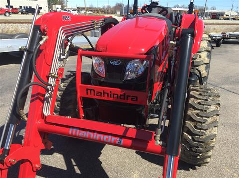 2019 Mahindra 2655 HST OS in Evansville, Indiana - Photo 9