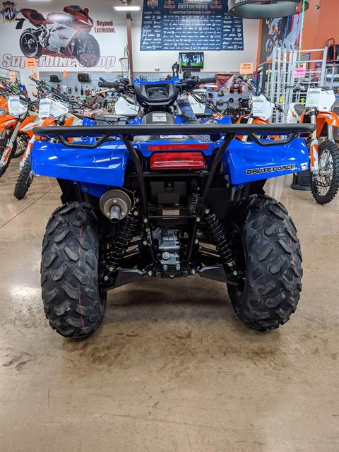 2020 Kawasaki Brute Force 750 4x4i EPS in Evansville, Indiana - Photo 5