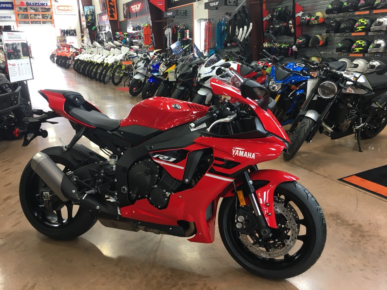 2019 Yamaha Yzf R1 In Evansville Indiana