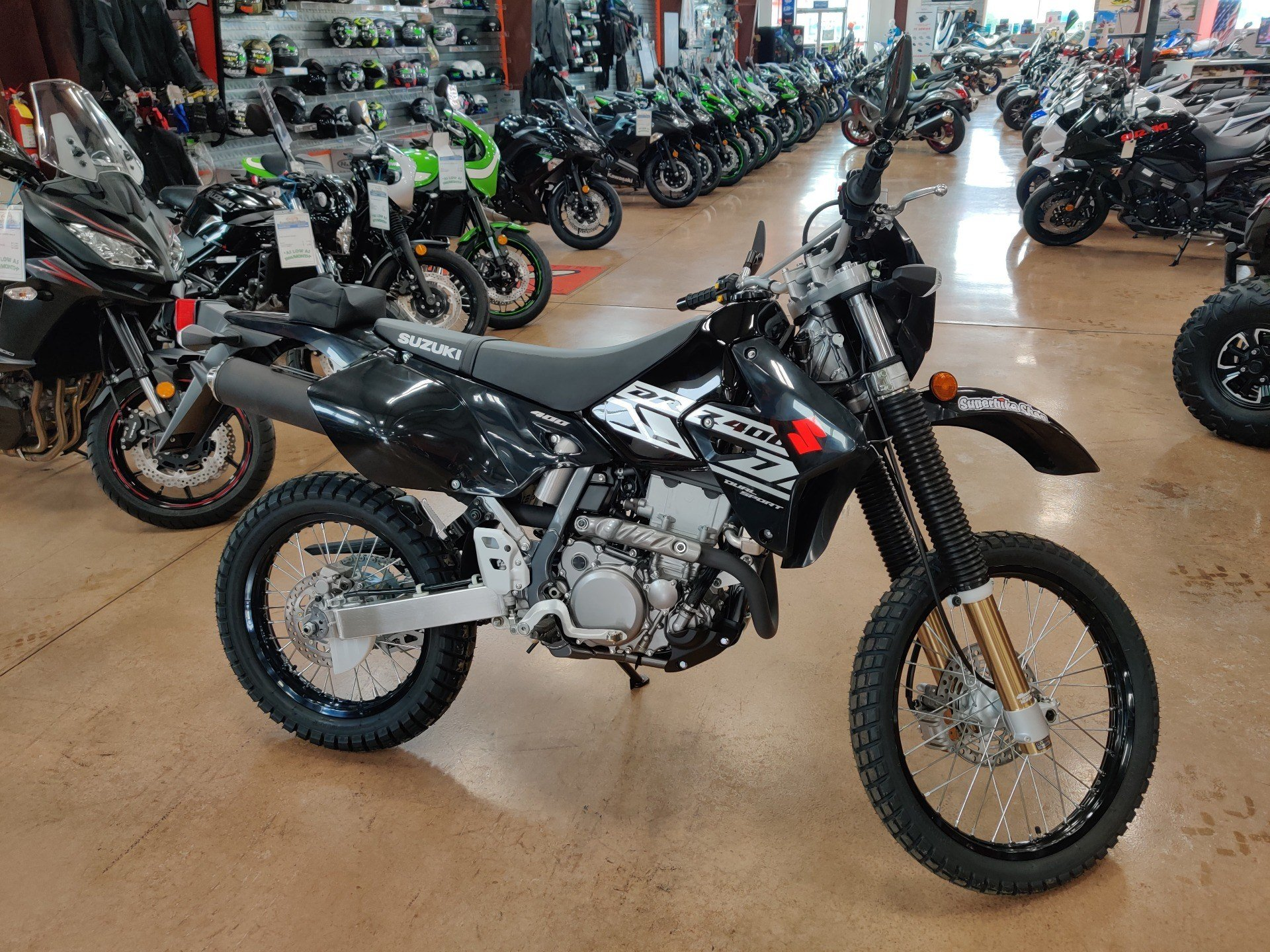 2020 Suzuki DR-Z400S in Evansville, Indiana - Photo 1