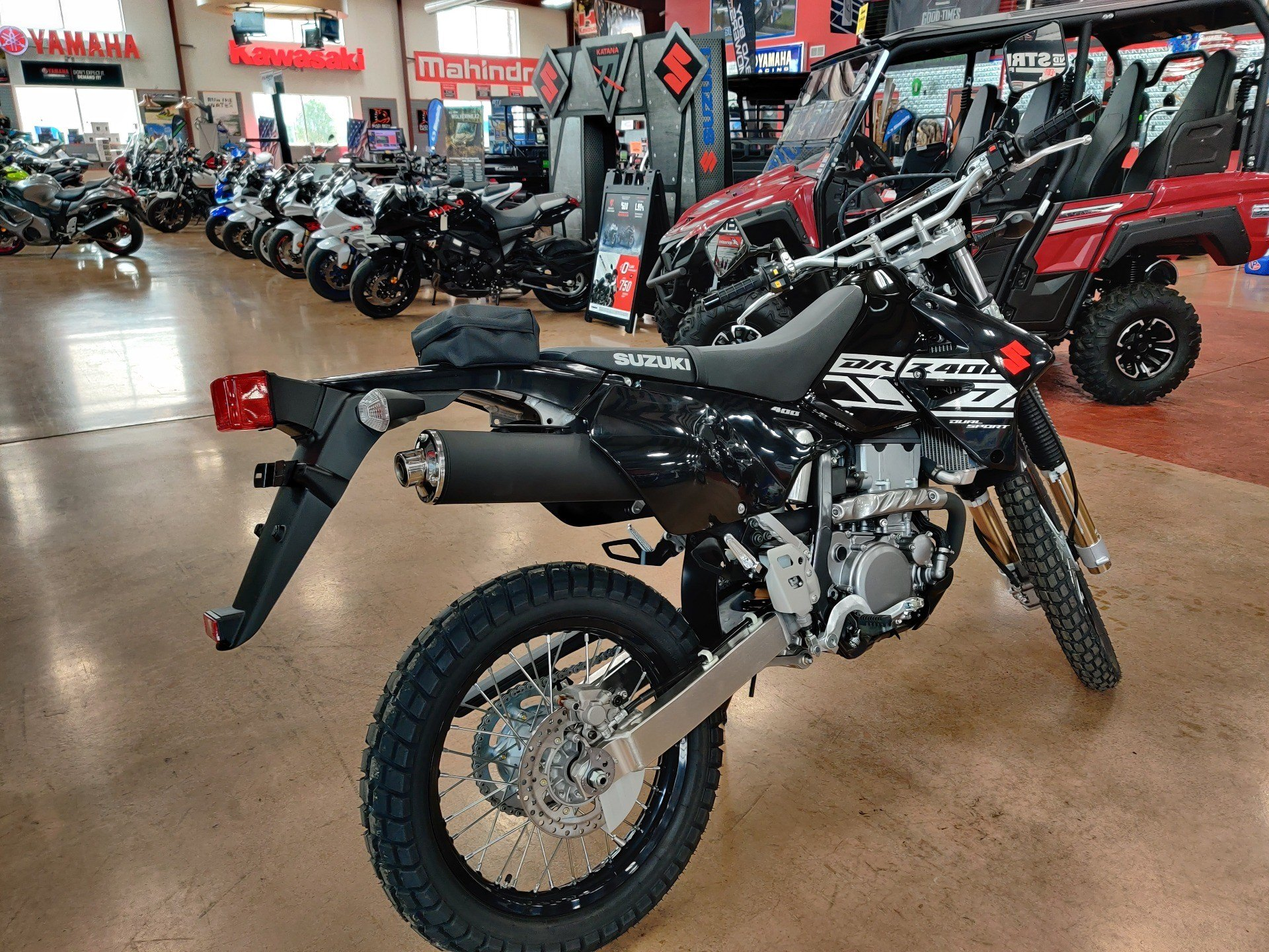 2020 Suzuki DR-Z400S in Evansville, Indiana - Photo 4
