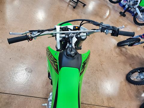 2021 Kawasaki KLX 300R in Evansville, Indiana - Photo 9
